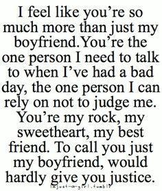 30 Boyfriend Quotes