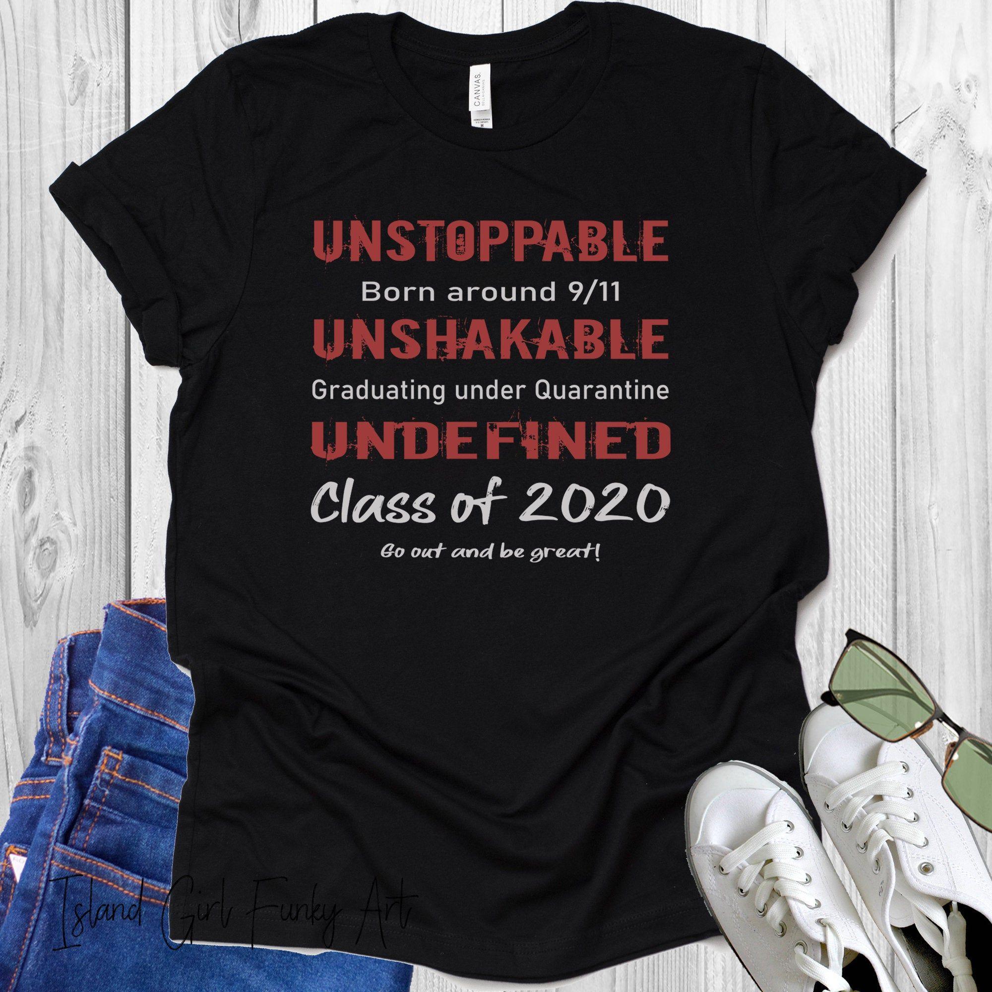 Class Of 2020 T Shirt Graduation 2020 T Shirt Seniors Graduation Shirt Unisex Jersey Graduation Shirts Graduation Shirts For Family Graduation Quotes Funny
