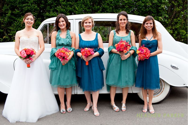 Victoria's gown Chicago Wedding Gowns and Bridesmaid