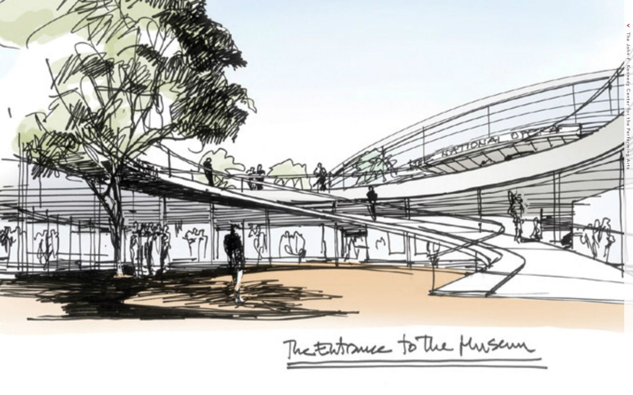 Nice Concept Sketch Landscape Drawings Architecture Graphics