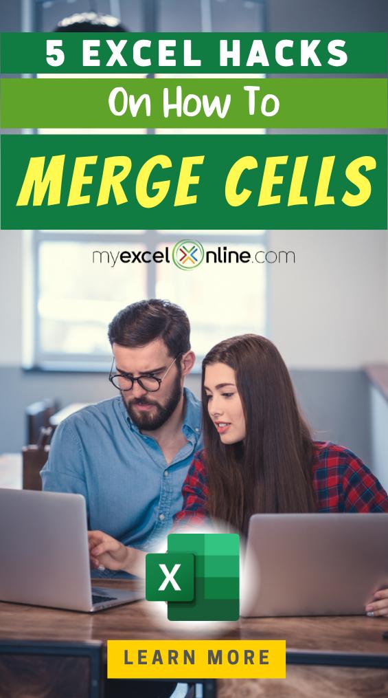 Merge Cells In Excel Mac : merge, cells, excel, Excel, Table, Merge, Cells, Shortcut, Peatix