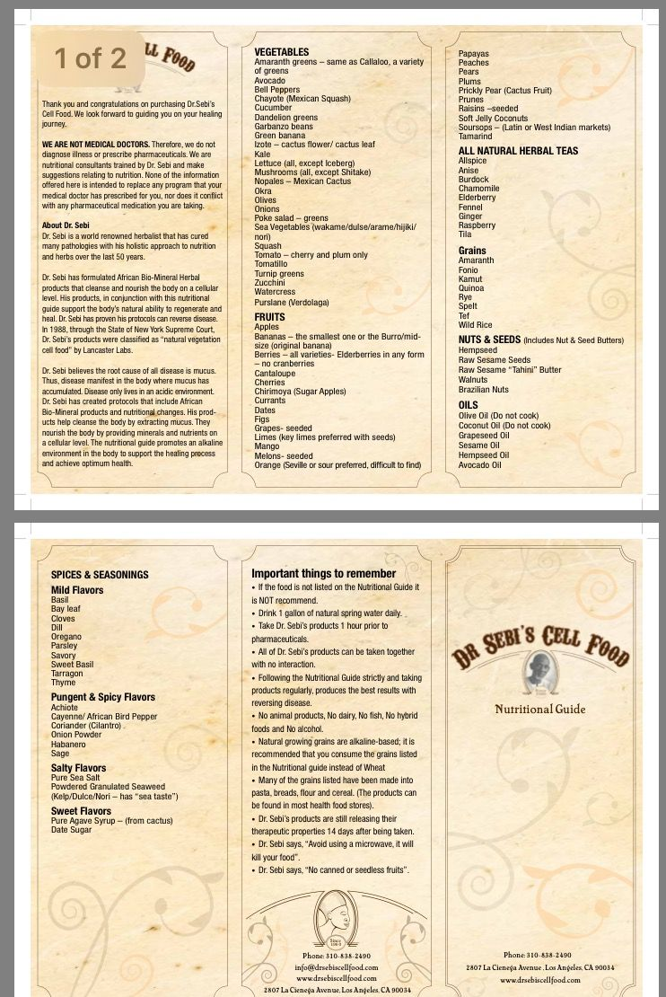 Dr Sebi Approved Akaline List Dr Sebi Nutritional Guide Dr Sebi Recipes Alkaline Diet Alkaline Diet