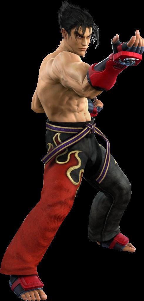 Tekken 5 Dr Jin Kazama Jin Kazama Samurai Warriors Anime Jin