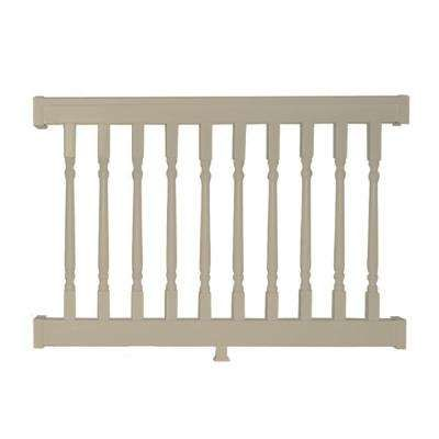 Best Deck Railings Decking The Home Depot Vinyl Railing 640 x 480