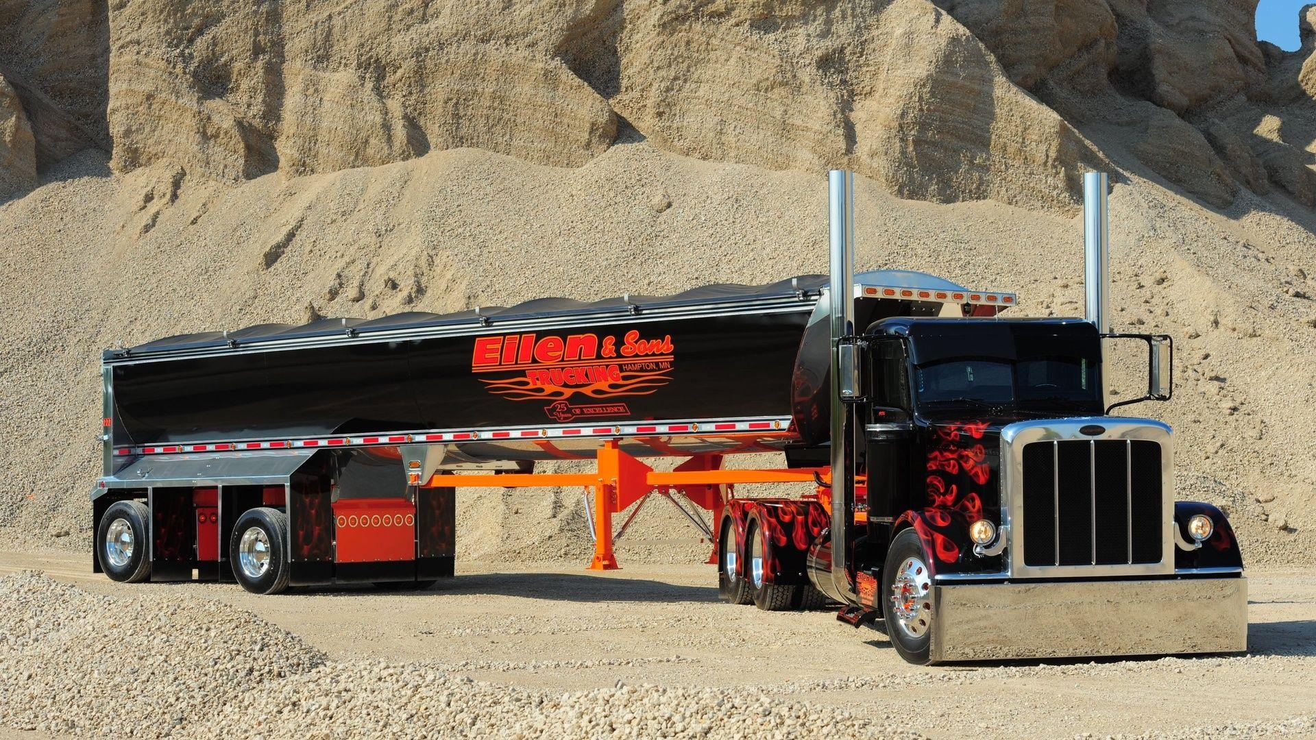Peterbilt Trucks Peterbilt semi trucks tractor rigs