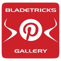 Bladetricks Pinterest product gallery