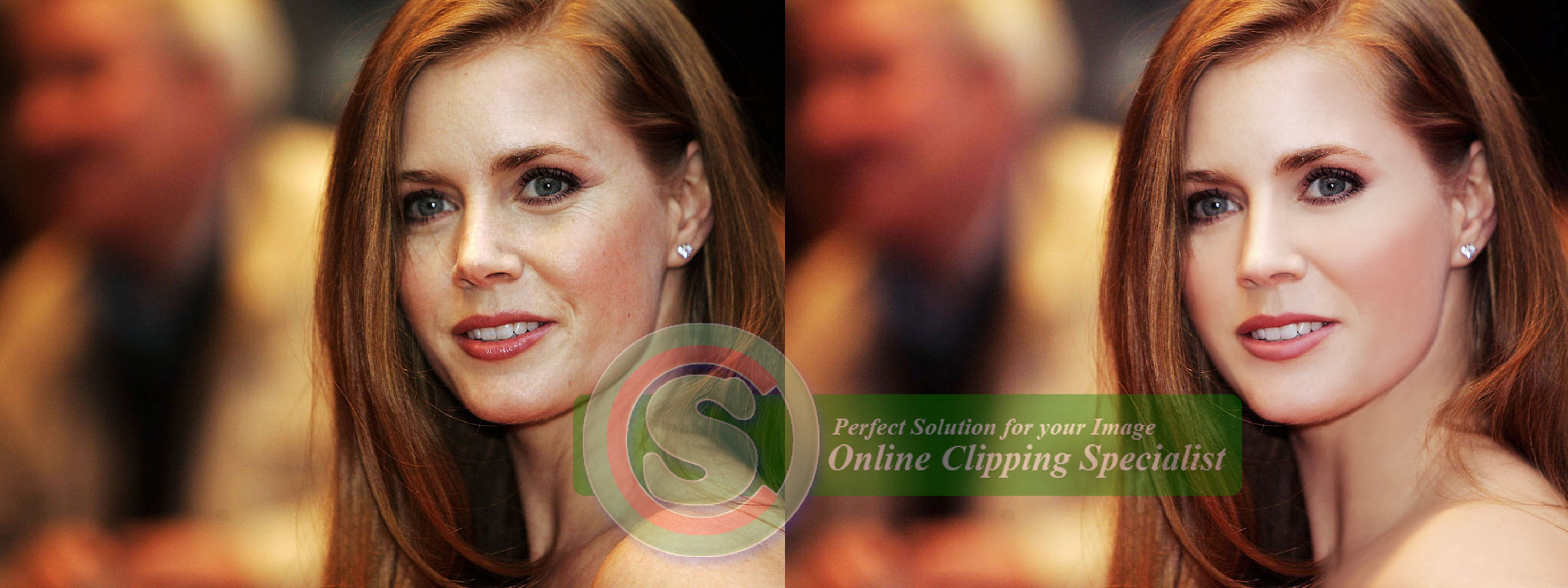 online clipping specialist provides retouching