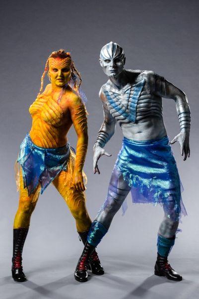 face off makeups season 4   ... aquatic-creature-makeups-by-kris-kobinza-face-off-season-4-finale-syfy