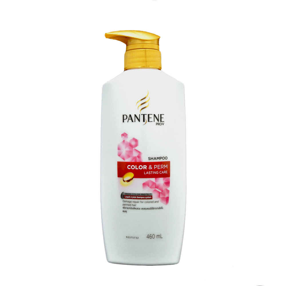 Pantene Pro V Color Perm Lasting Care Shampoo 460ml Pantene Shampoo Color Shampoo