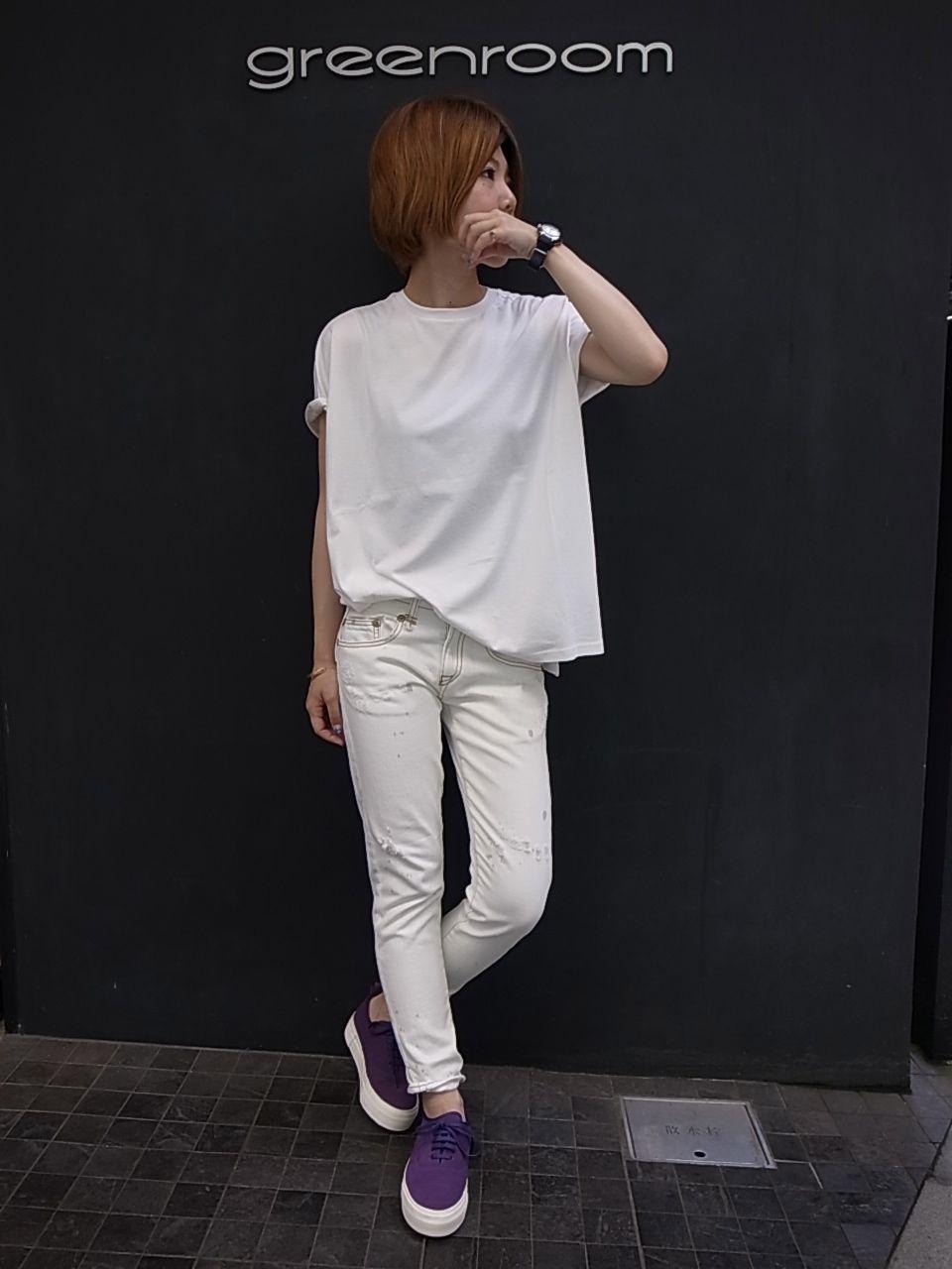 Various white : greenroom Official Blog