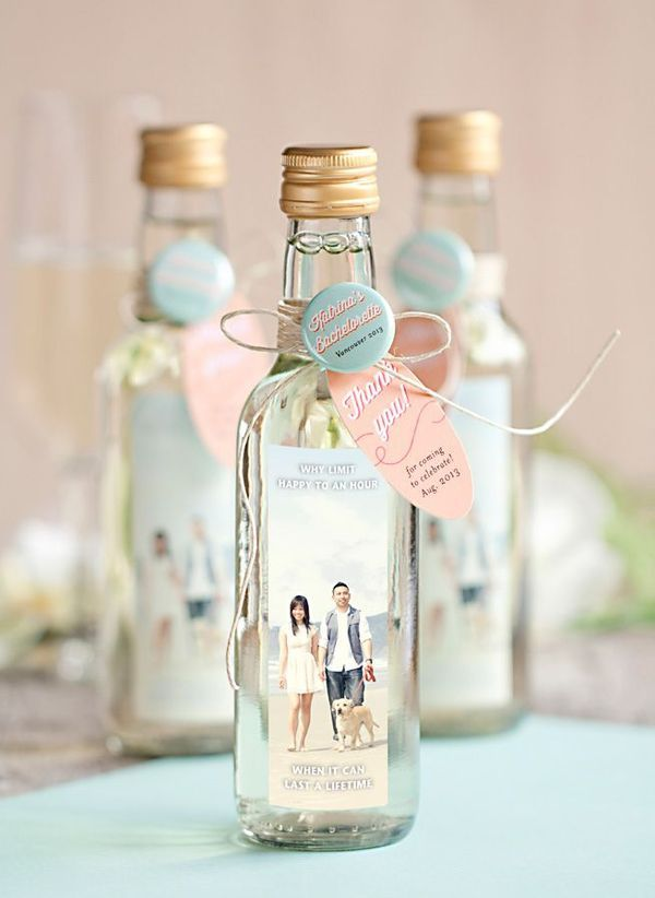 Wine Bachelorette Party Gift Wedding Guest Gifts Favours For Destination Reception