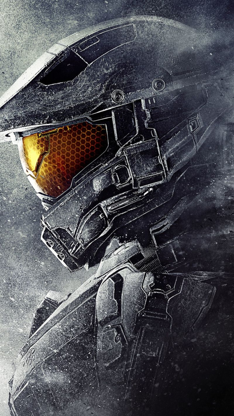 Imagenes De Fondo De Pantalla Para Celular Iphone Y Android Informacion Imagenes Halo Poster Halo Halo Master Chief