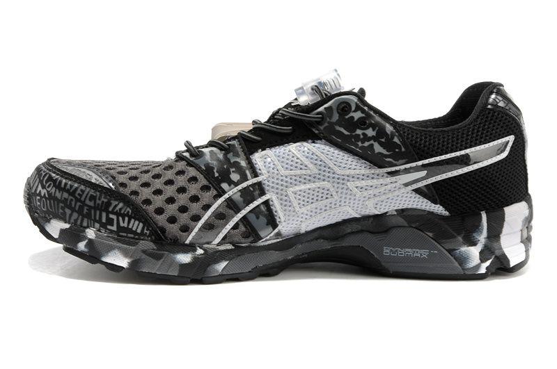 Asics 8 Black Mens Shoes