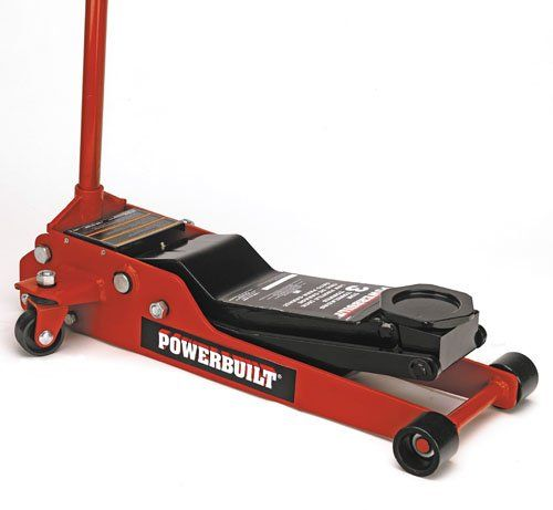 Powerbuilt 647580 Heavy Duty 3 Ton Low Profile Floor Jack Automotive Parts Accessories Automotive Parts Accessories Floor Jacks Heavy Duty Floor Jack