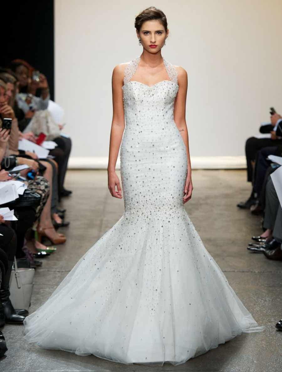 Ines di santo bellina discount designer wedding dress your dream