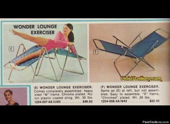 Vintage Fitness Equipment Weird Ways To Work Out From The Past No Equipment Workout Fit Board Workouts Fitness