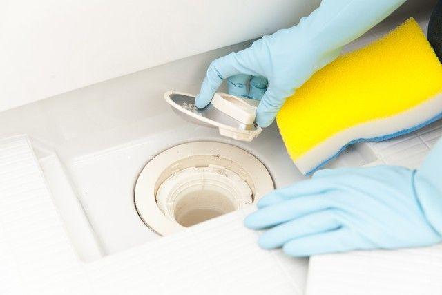 ヌメリもニオイもすっきり 排水口 の簡単お掃除法 お掃除 掃除