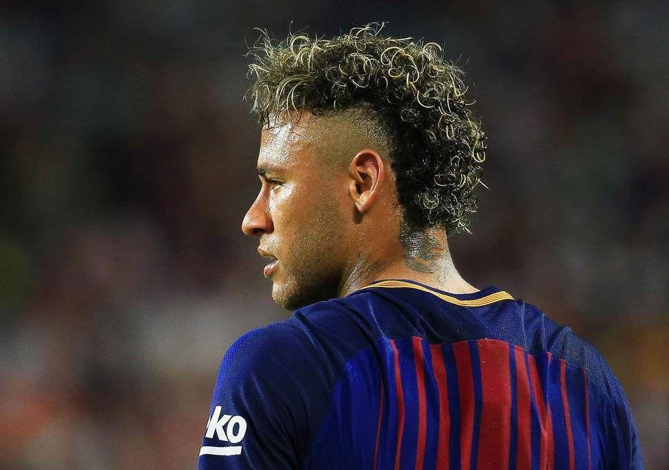 Neymar Jr Haircut Psg Lajoshrich Com
