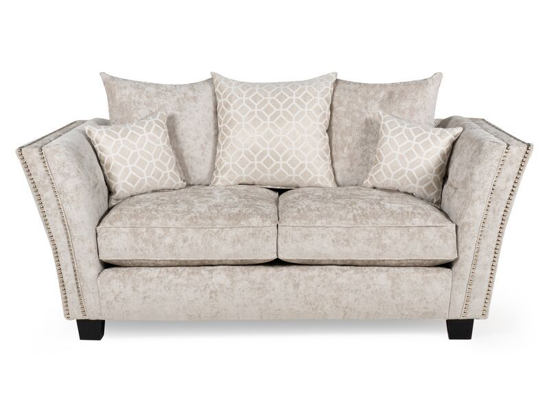 Miley 2 Seater Sofa Scatter Back In 2020 2 Seater Sofa Sofa Shop Flooring Shops