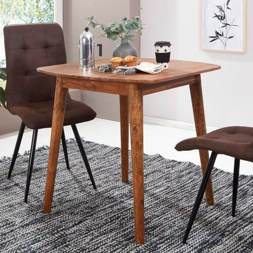 Gonzalo Dining Table George Oliver Dining Table Solid Wood Dining Table Extendable Dining Table