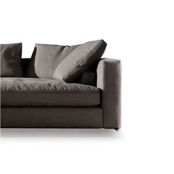 Minotti Jagger High Back and High Armrest Sectional Sofa ...