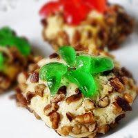 Poinsettia Balls - Grumpy's Honey Bunch
