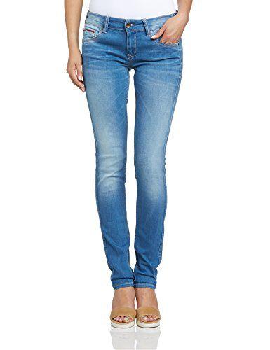 Hilfiger Denim Women's Sophie Skinny Jeans, Blue (Santa Cruz), W29/L32
