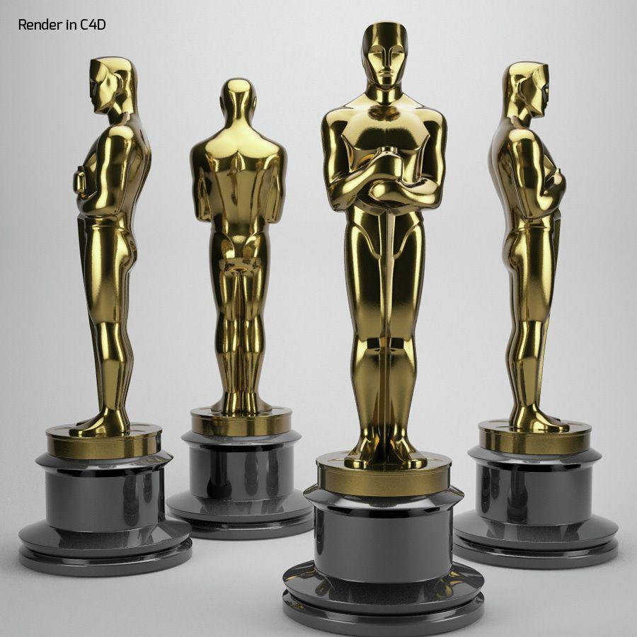 The Oscar Oscar Award Oscar Trophy Oscar
