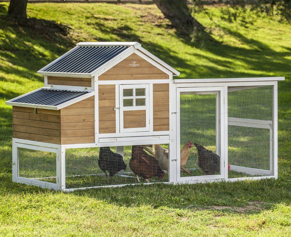 Victorian XL Barn Chicken Coop | Chickens backyard ...