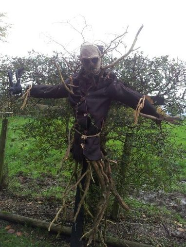 scarecrow, Halloween Forum member Halloween Crafts/Props DIY - halloween scarecrow ideas