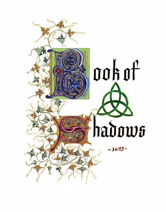 Charmed Book Of Shadows Download Collection All by HandMadePortal, £10.00