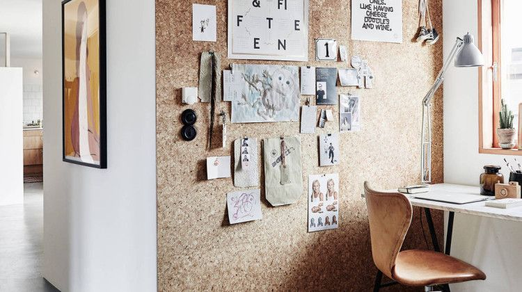 Pin van annemiek klooster op wall pinterest werkkamer ideeën en