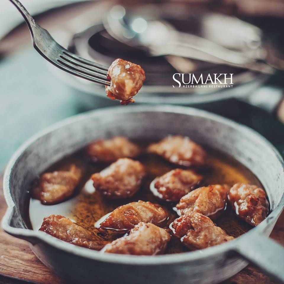 Gurza sumakhrestaurant sumakh beatgroup baku for Azerbaijan cuisine