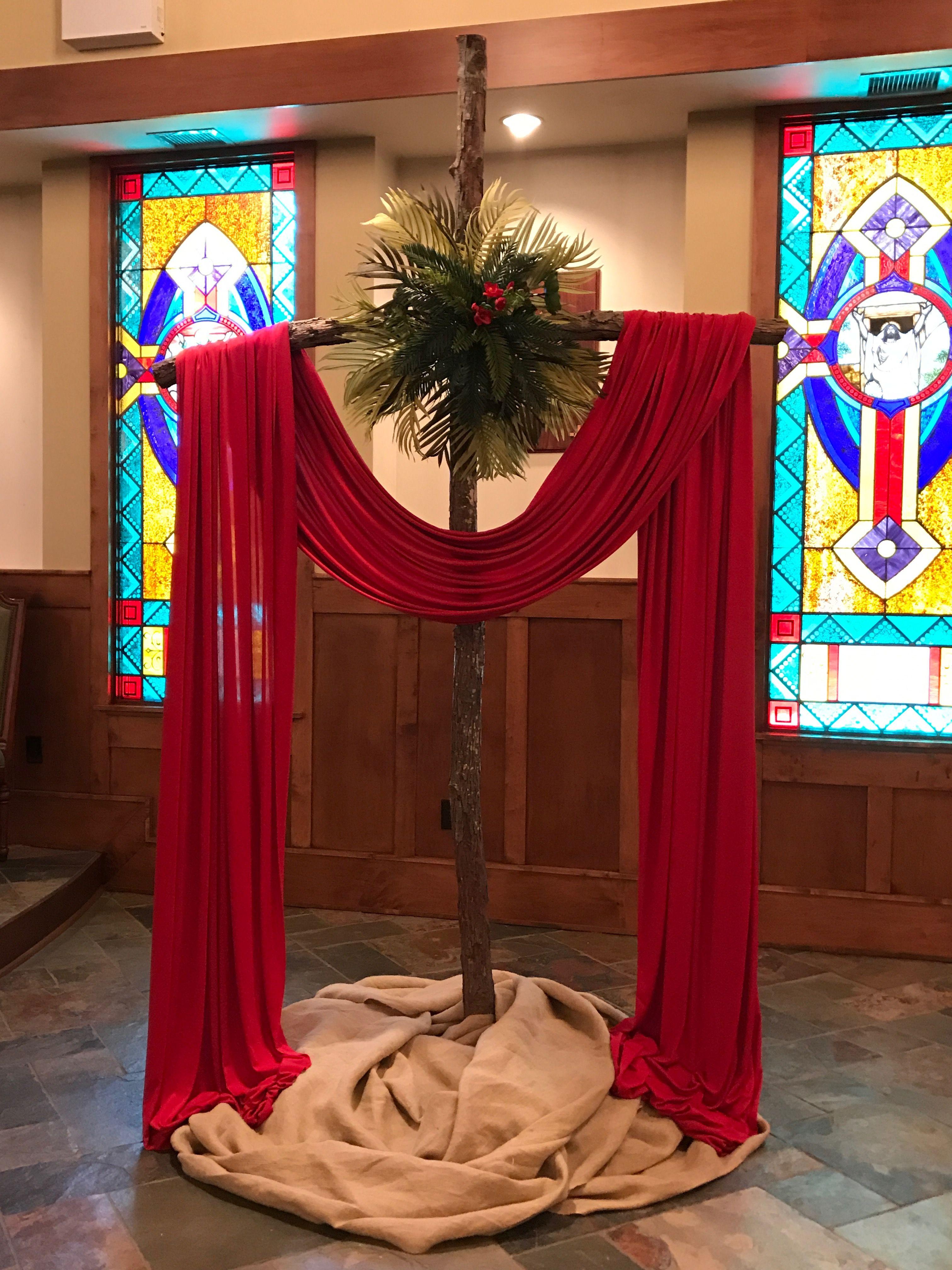 Palm Sunday At Saint Joseph Catholic Church