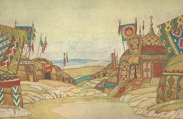 Современные потомки половцев – карачаевцы и балкарцы?