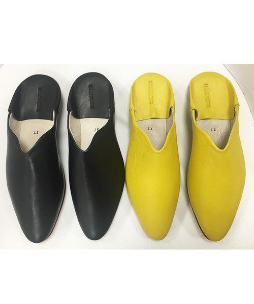 8a7d6244cf0 Typical Moroccan footwear called