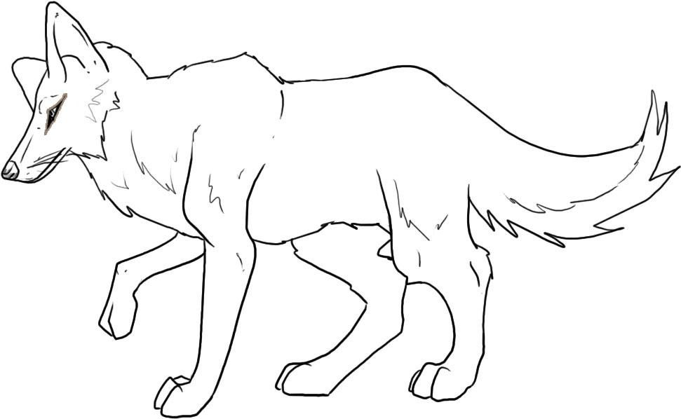 Free Printable Coyote Coloring Pages For Kids Coloring Pages Animal Coloring Pages Coloring Pages For Kids