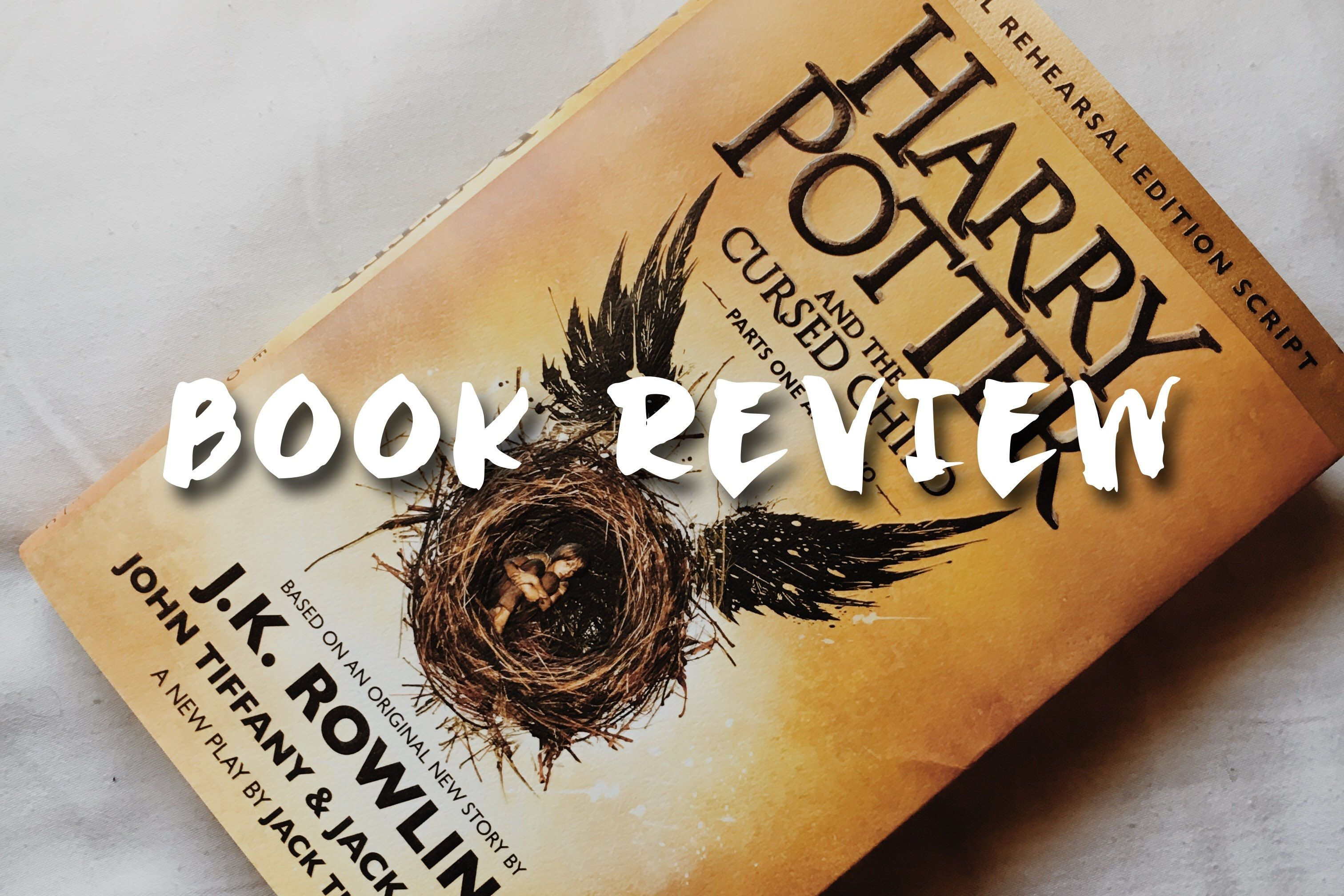 Harry Potter And The Cursed Child Book Review Book Reviews For Kids Cursed Child Book Book Review