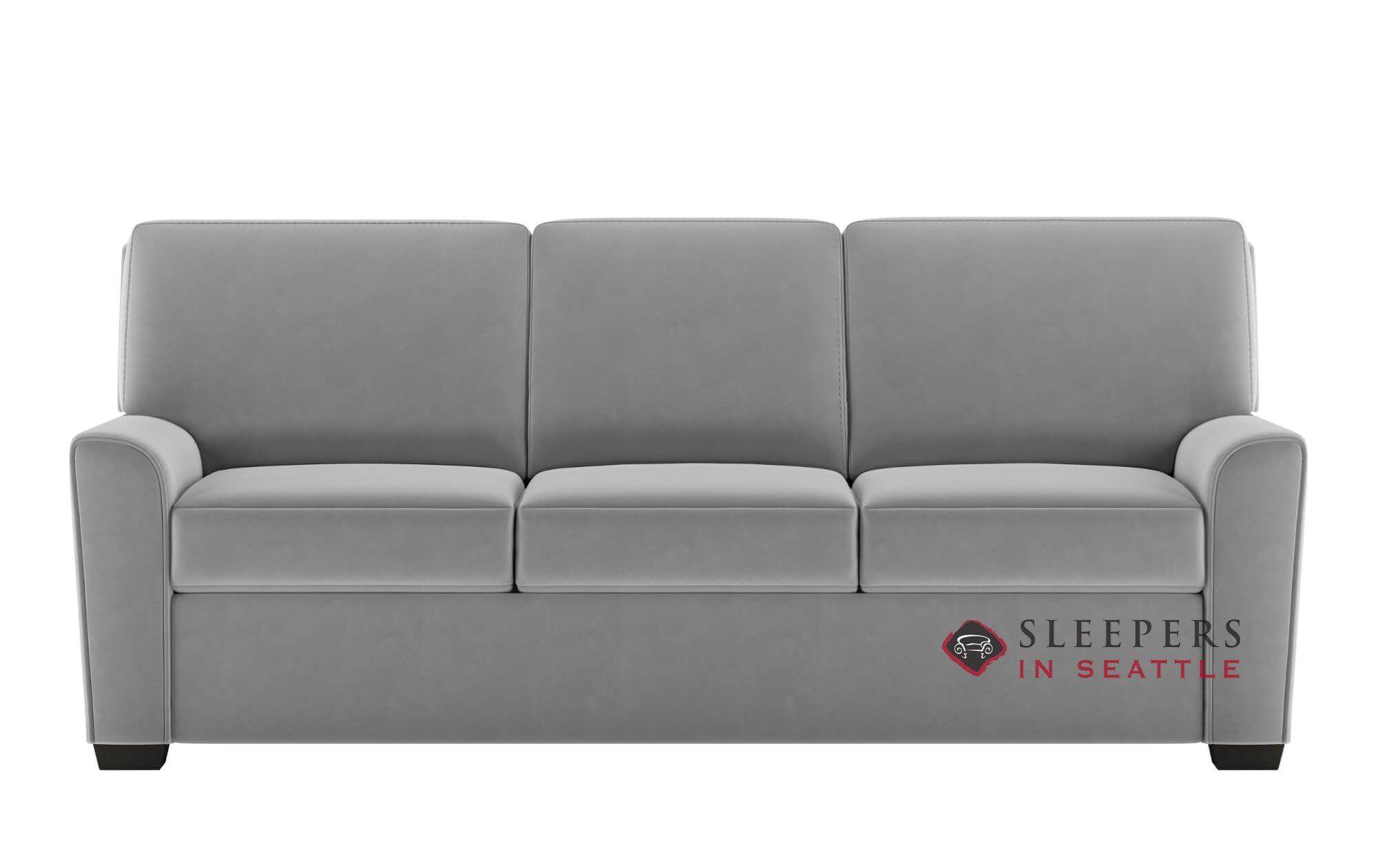 - American Leather Klein Queen Comfort Sleeper (Generation VIII