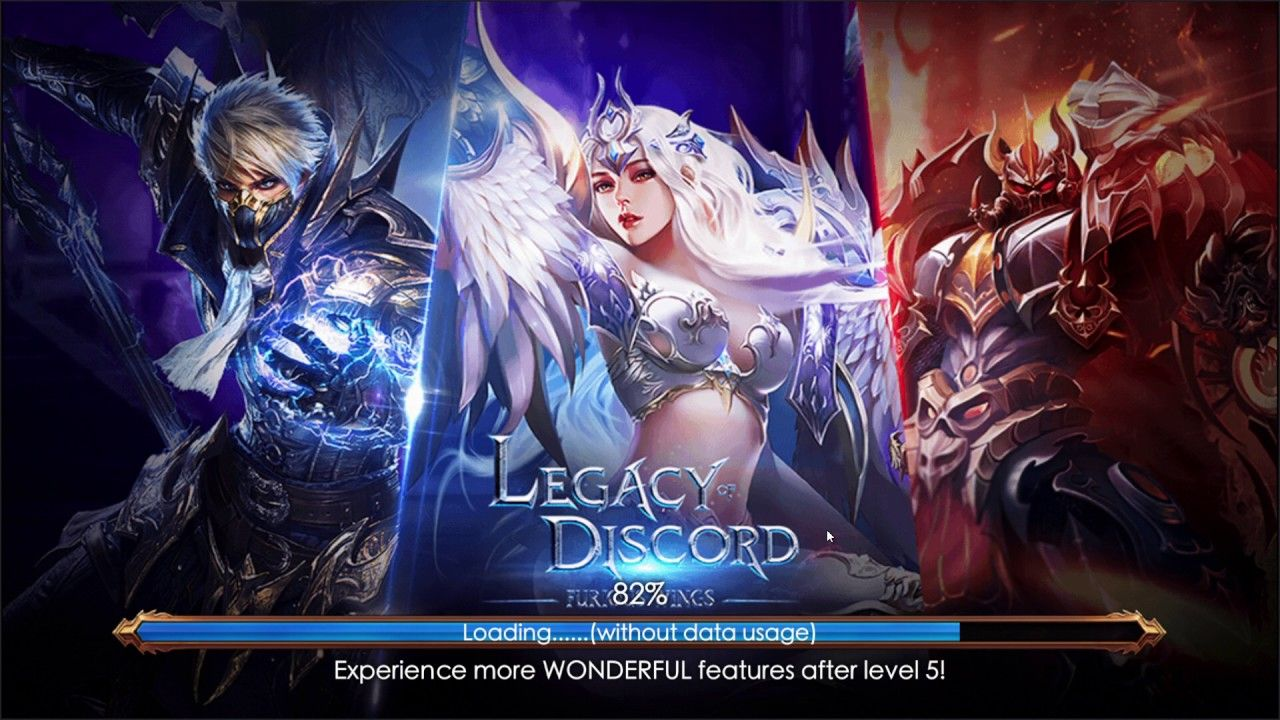 Legacy of Discord Furious Wings GAME 1 Legacy of