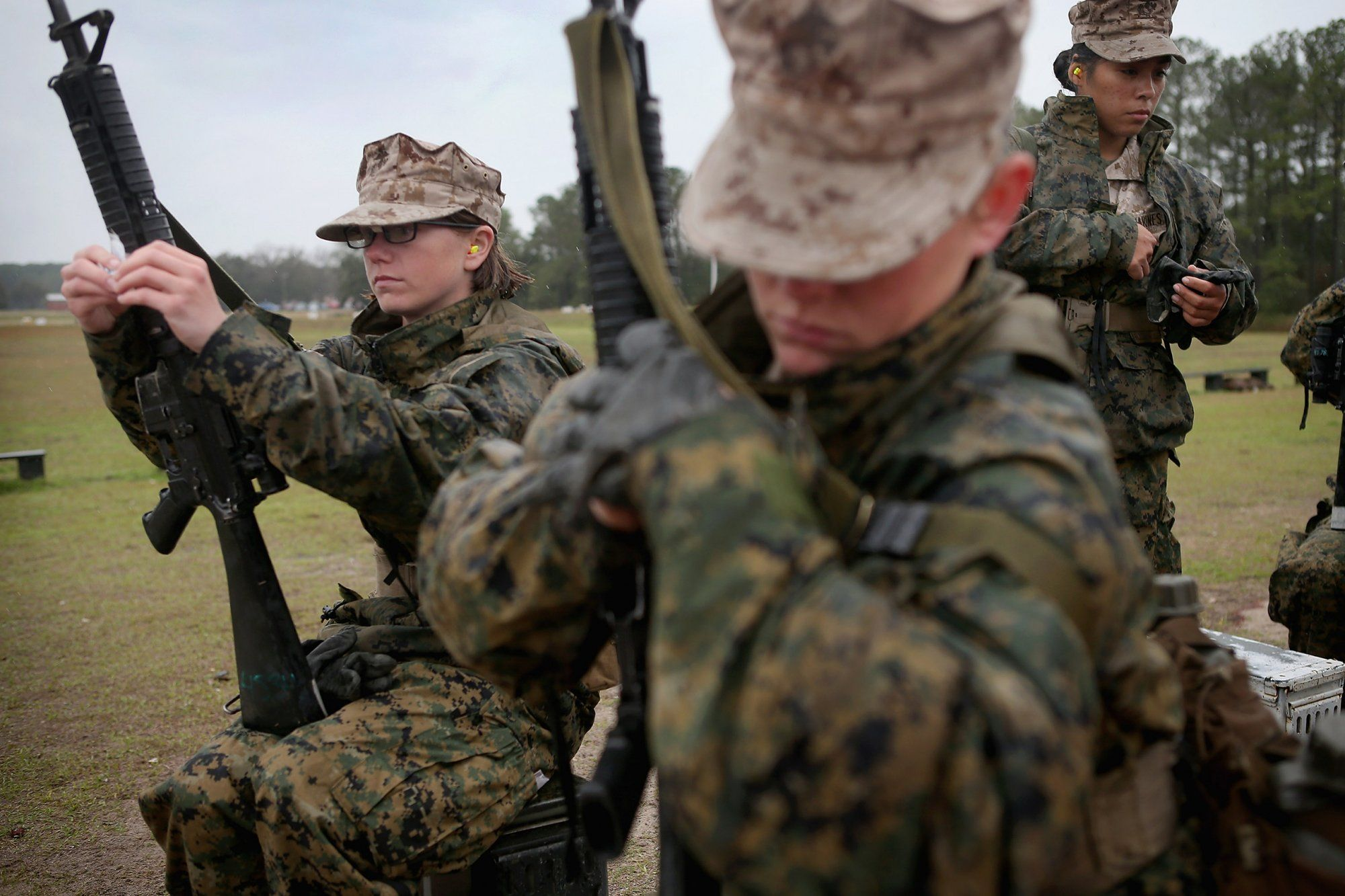 Reports That Women Aren't Interested in Combat Roles Get It All Wrong