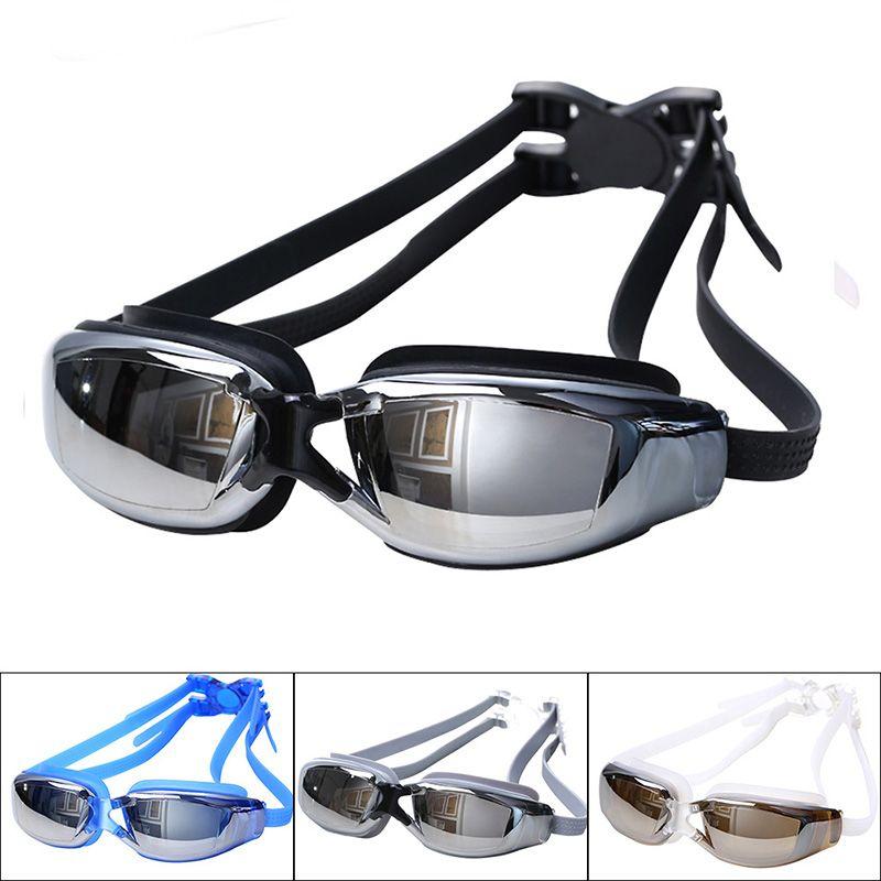 e6fe6279c59d Men Women Anti Fog UV Protection Swimming Goggles Professional Electroplate Waterproof  Swim Glasses   Price   9.95   FREE Shipping     hashtag5  Shop   ...