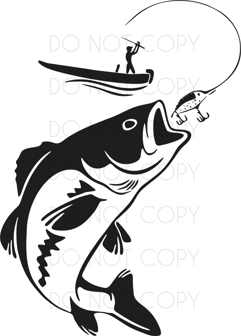 Download Fisherman Catching A Fish Svg Print Design Svg Dxf Print Instant Download Digital File For Cricut Silhouette And Printers Fish Svg Fish Silhouette Fishing Svg