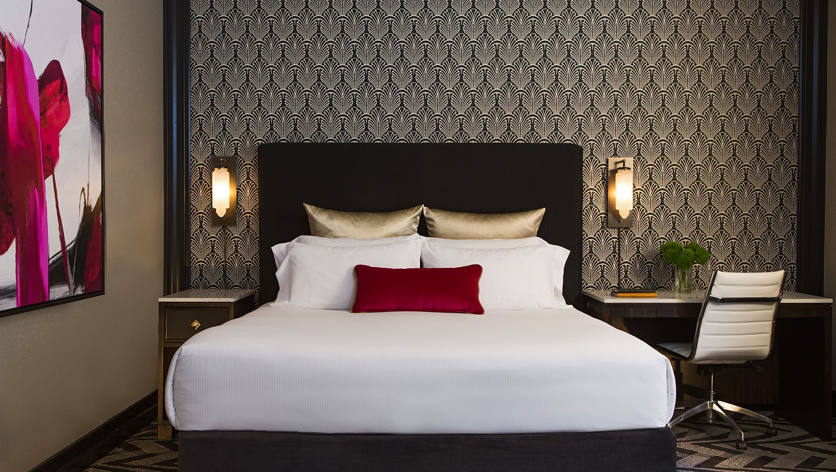 Stylish Non Smoking Rooms Free Evening Wine Hours And Plenty Of Quirky Kimpton
