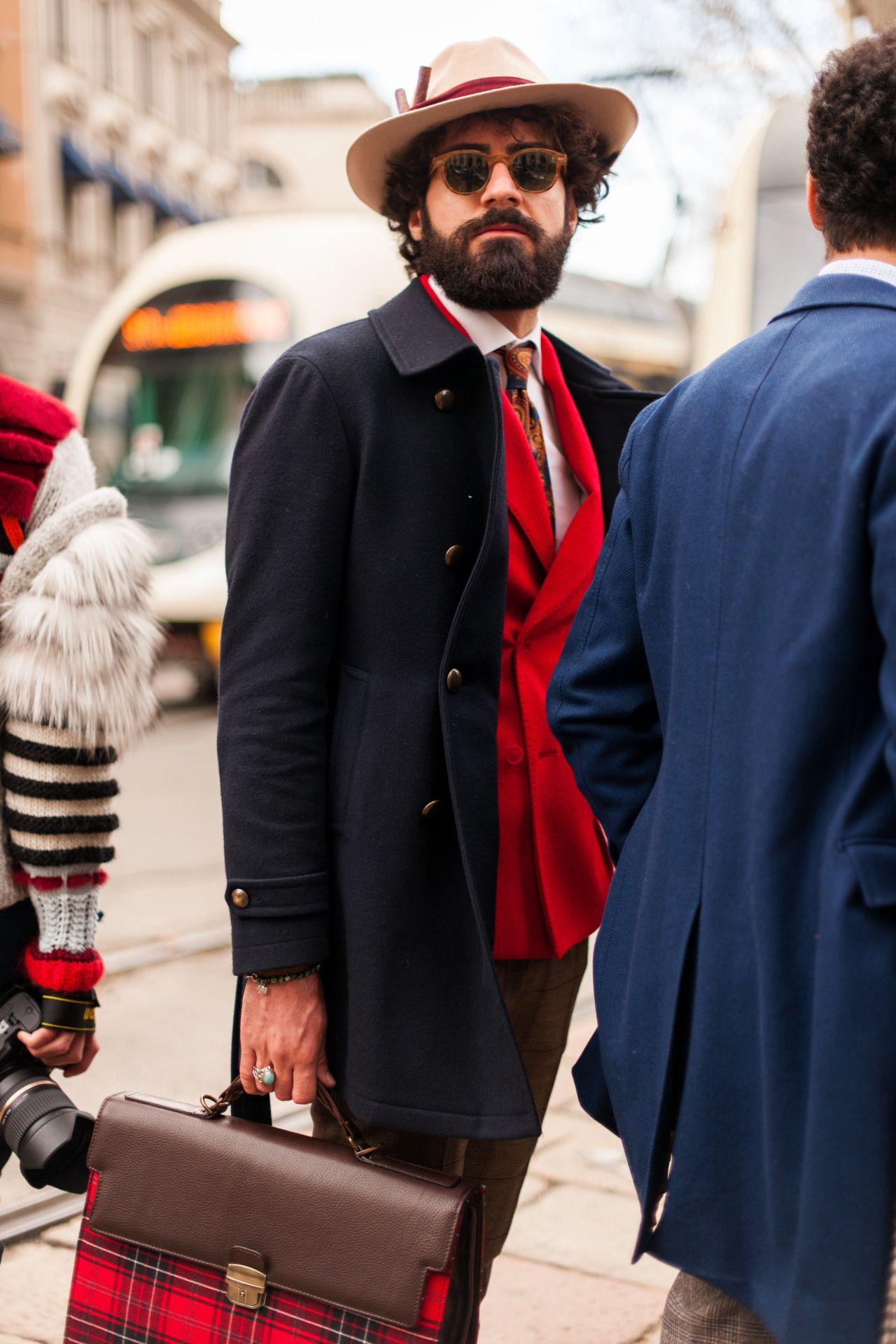 Winter street style inspiration Follow...  f3f0d974c65
