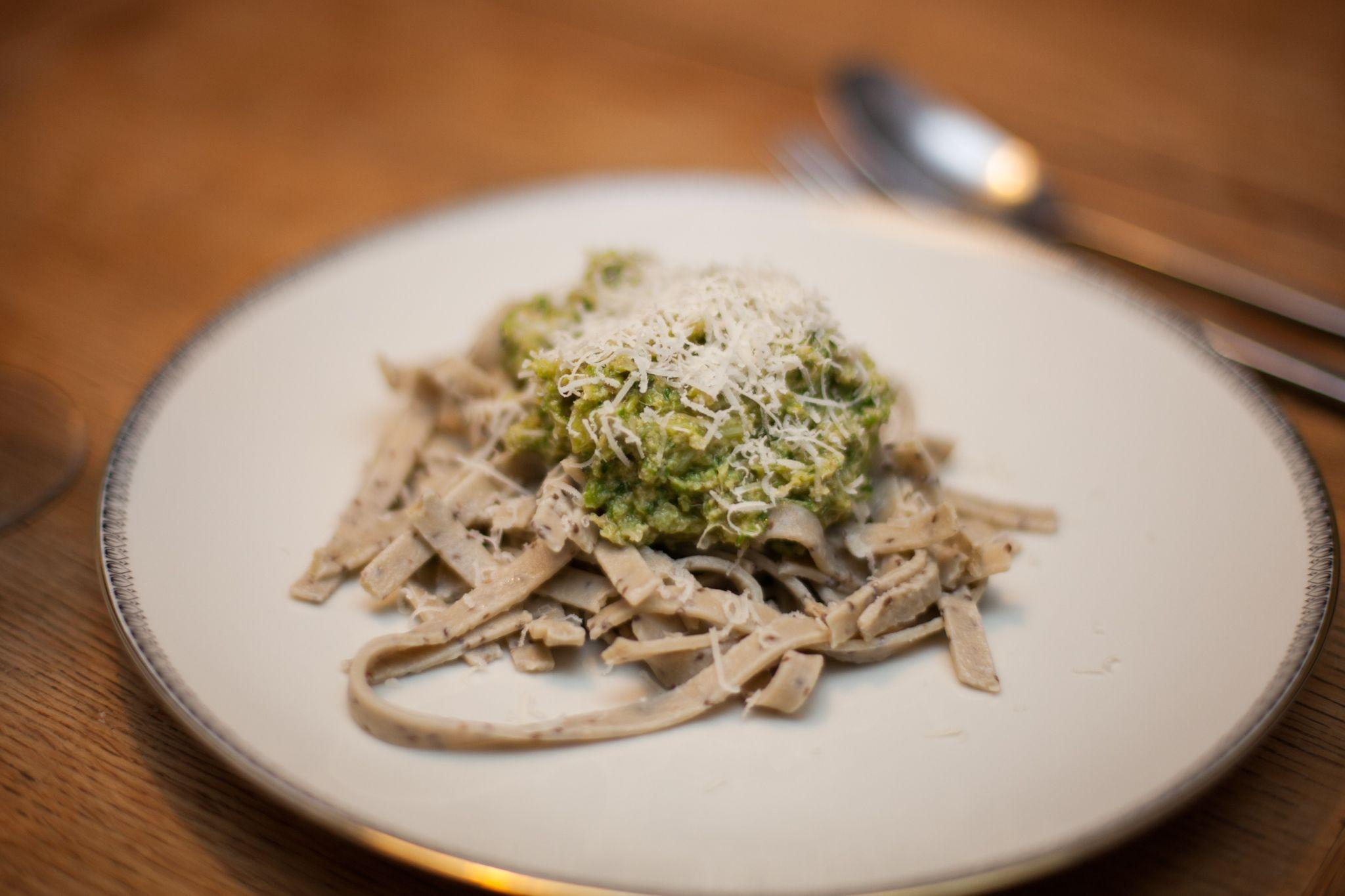 Quinoa Pasta - A pinch of me