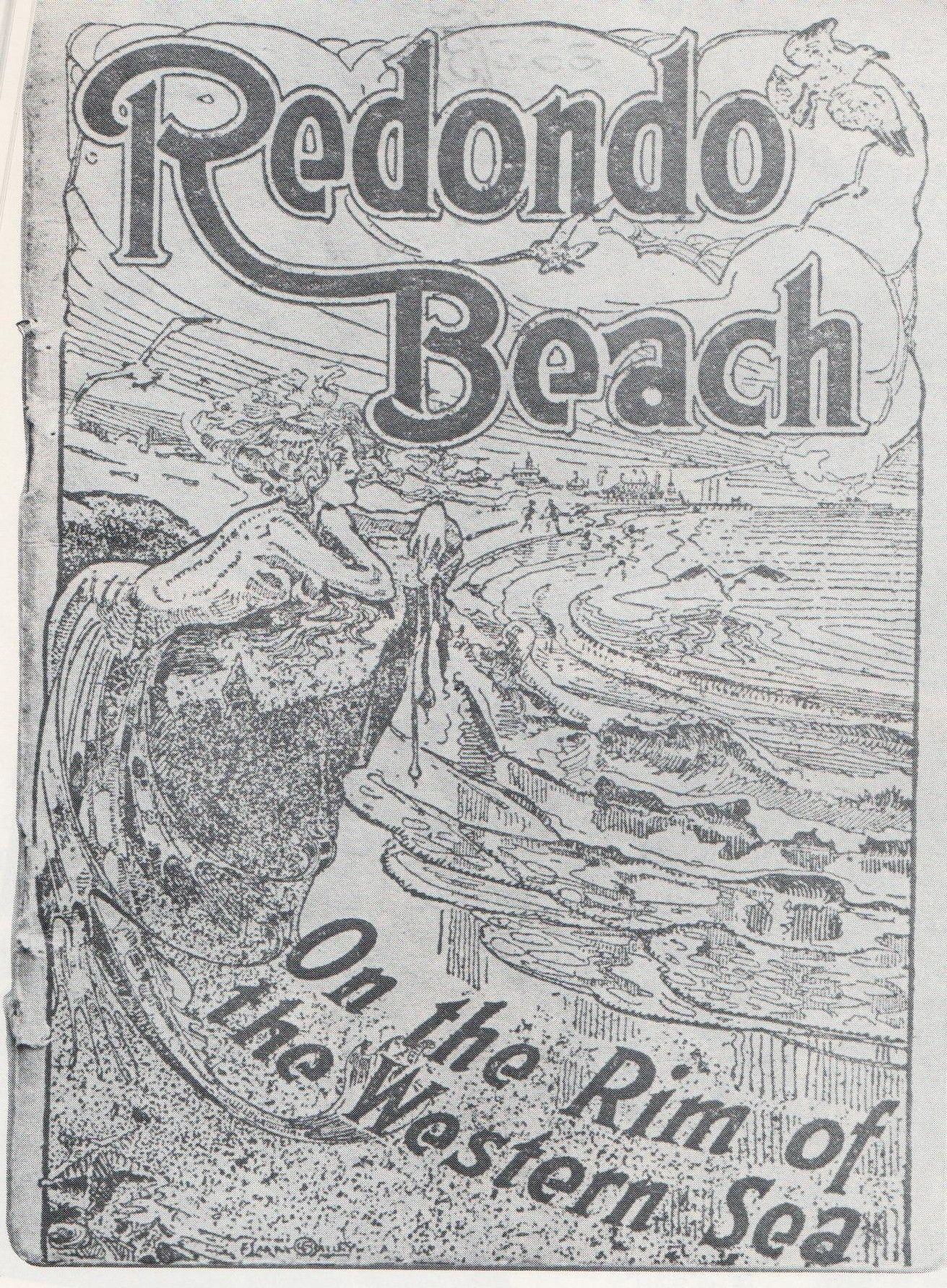 Old redondo beach poster torranceredondo bch my hometown old redondo beach poster sciox Gallery
