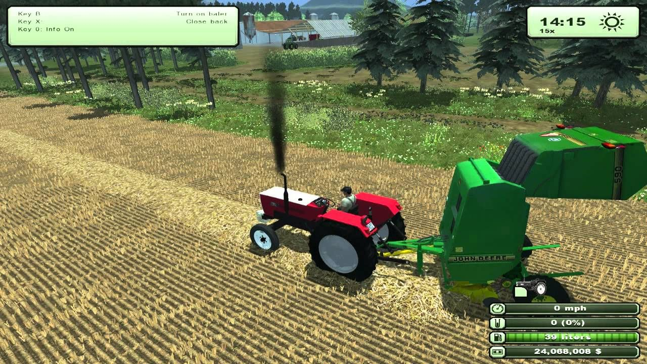 FARM SIMULATOR 2013 NEW MAP NEW MODS | Things to do | New mods, John ...