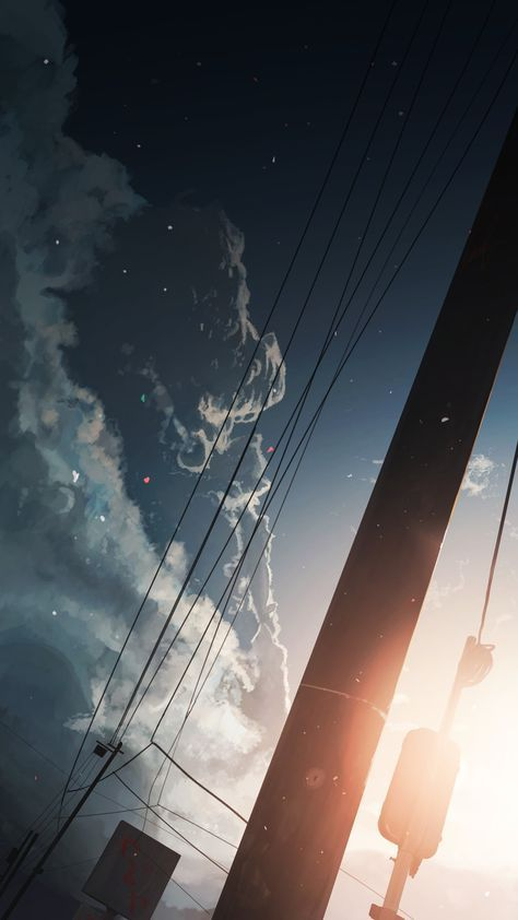 70+ ideas wall paper anime sky wallpapers