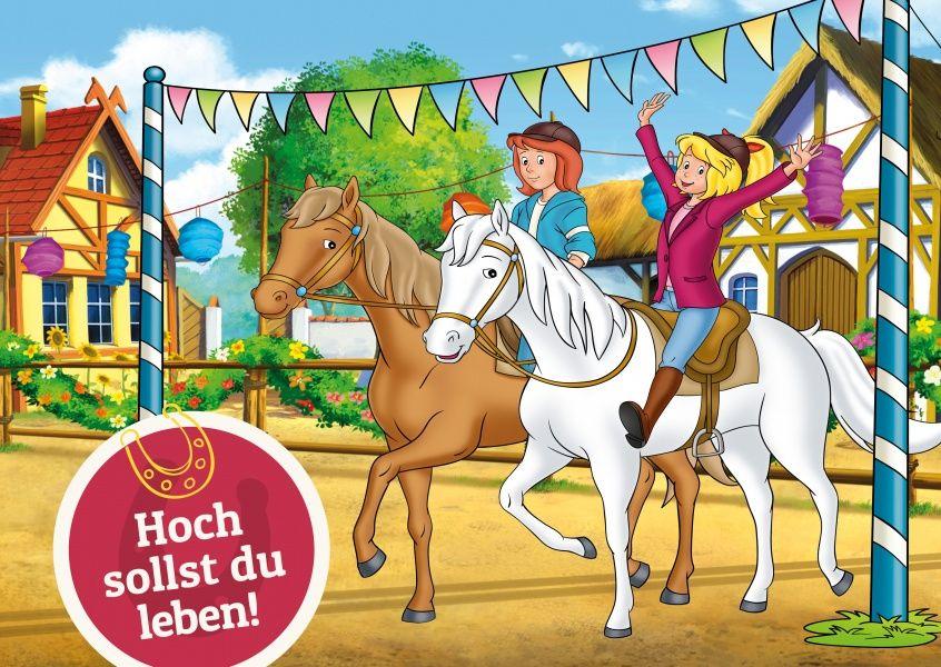 Hoch Sollst Du Leben Geburtstagskarte Film Musik Karten Echte Postkarten Online Versenden Geburtstagsgrusse Kind Postkarten Grusskarte